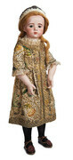 #32 A Marque Jewelled costume doll Theriaults