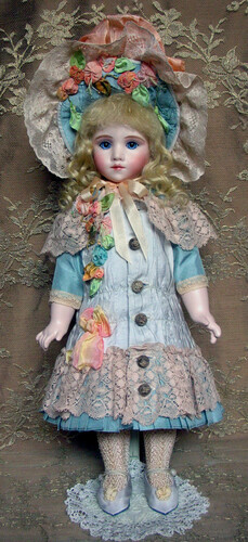French Mystery Doll