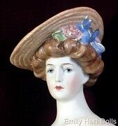 Hat Gibson Parian lady